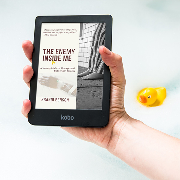 The Enemy Inside Me (eBook)