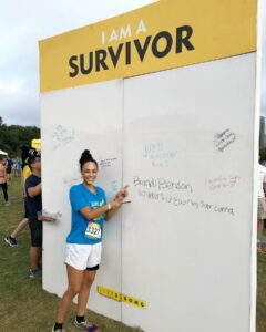 cancer survivor race